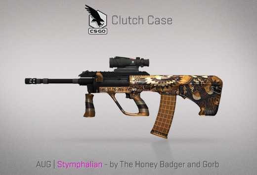 Clutch case AUG Stymphalian