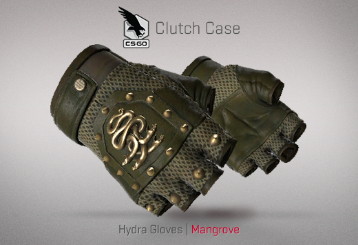 Clutch case Hydra Gloves Mangrove