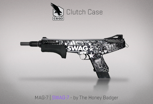 Clutch case MAG-7 SWAG-7