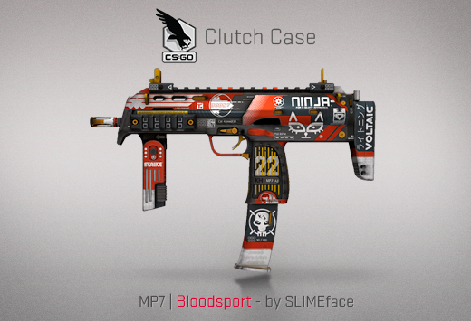 Clutch case MP97 Bloodsport