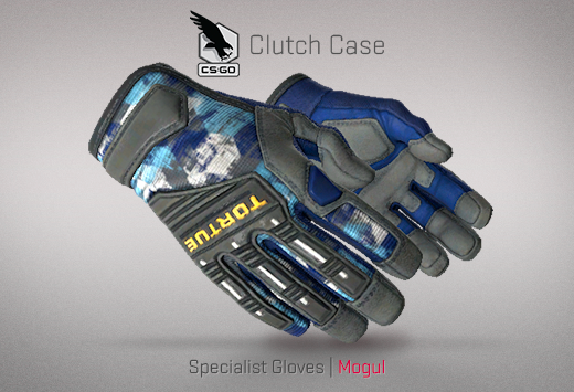 Clutch case Specialist Gloves Mogul
