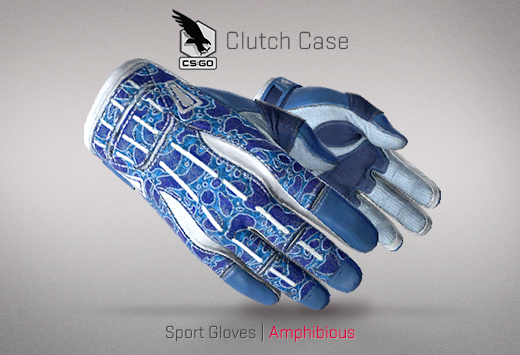Clutch case Sports GLoves Amphibious