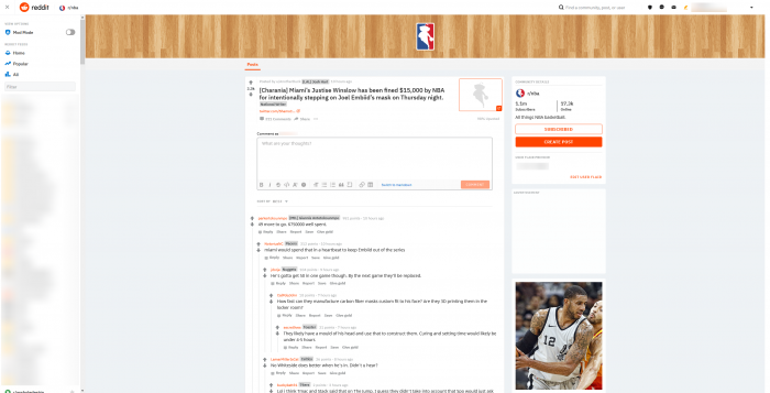 reddit redesign bad