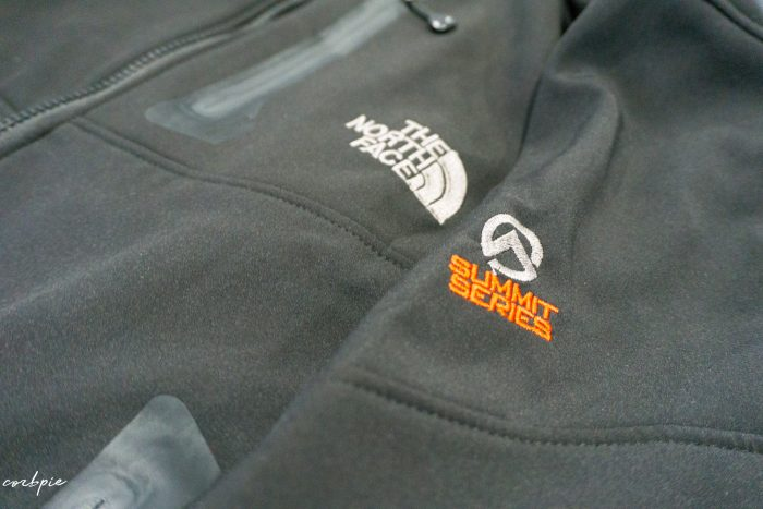 The North Face jacket China market 1