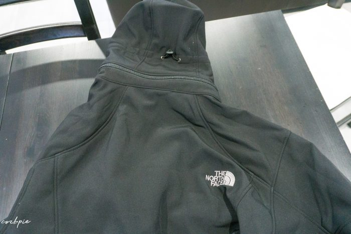 The North Face jacket China market 5