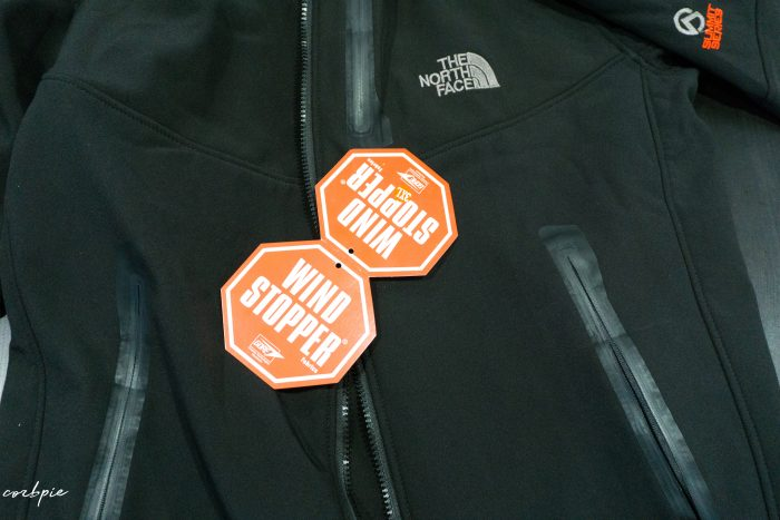 The North Face jacket China market 6