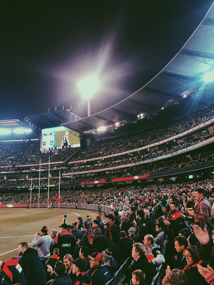 Melbourne vs Geelong 2018 elimination final