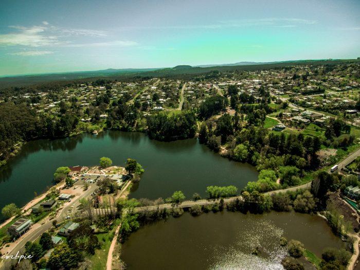 Lake Daylesford 2018 drone 6