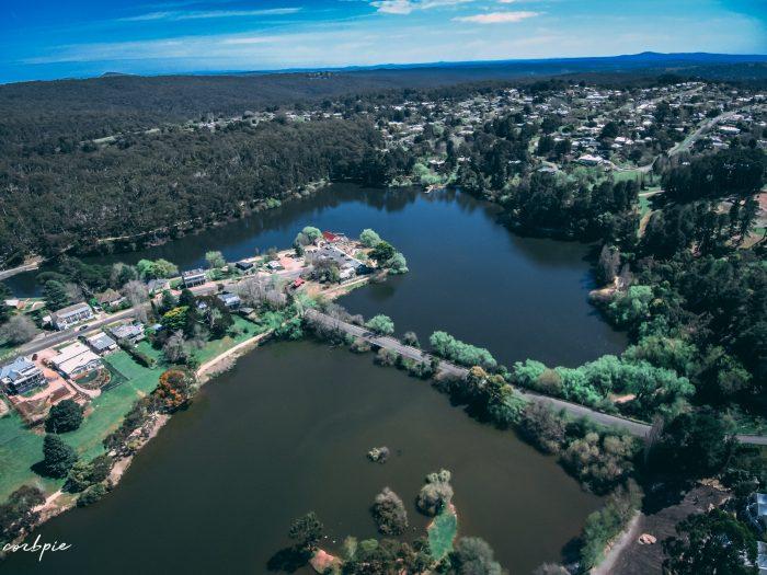 Lake Daylesford 2018 drone 7