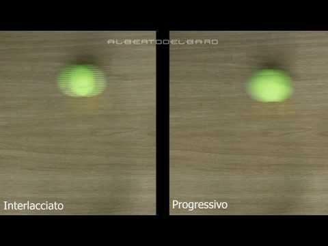 1080p vs 1080i