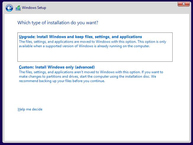 Windows 8.1 Vultr ISO install 4