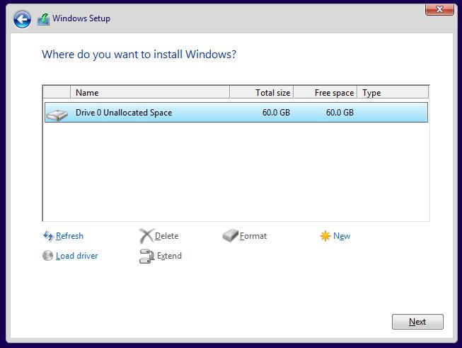Windows 8.1 Vultr ISO install 5