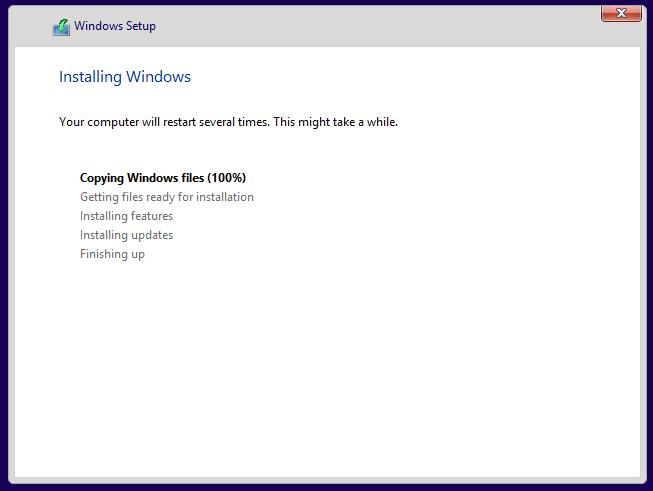 Windows 8.1 Vultr ISO install 6