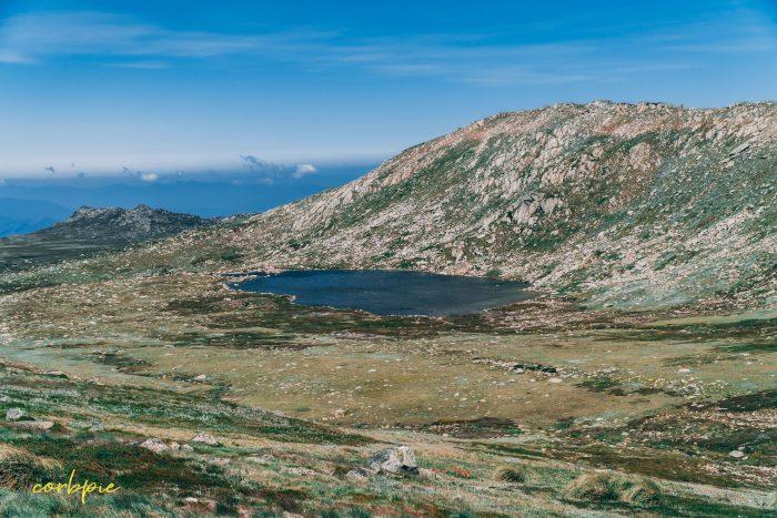 Lake Cootapatamba Mt Kosciuszko Summer 2019 2