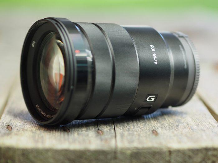 sony 18 105mm lens 2019