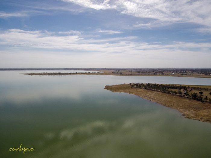 Waranga Basin drone 4