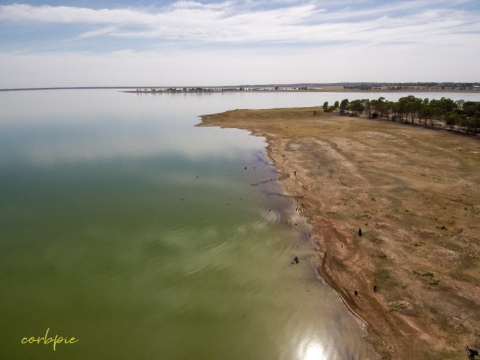 Waranga Basin drone 7