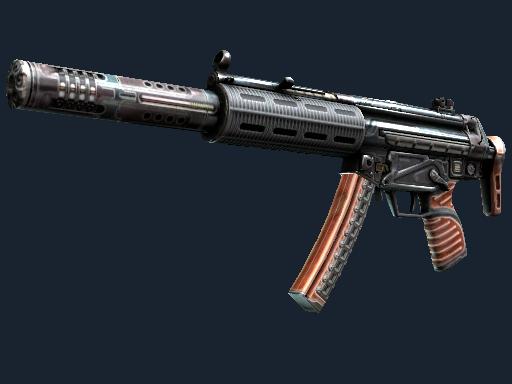 MP5 SD Gauss CSGO Prisma Case 2019